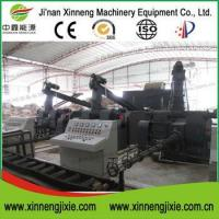 3t/h 80mm biomass corn cob husk briquette press machine Manufactures