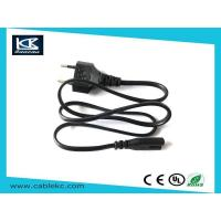 SAA power cord CEE 7/16 Euro 2pin plug to figure 8 connector Manufactures