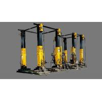 Hydraulic support lifting device