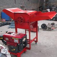 Cheap Diesel engine rice shelling machine for sale