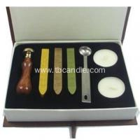Gift Box Traditional Wax Seal Stamp Set