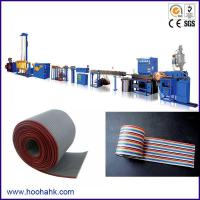 Computer Flat Wire And Color Flat Wire Extrusion Line Manufactures