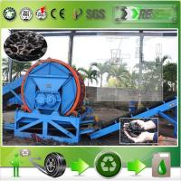 Semi-Automatic tyre crushing machine Manufactures