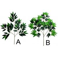 French Ficus+Maple Ivy Natural Green Manufactures