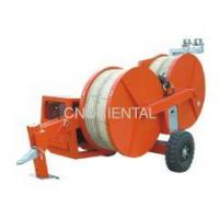 80KN hydraulic 2 bundled conductor tensioner Manufactures