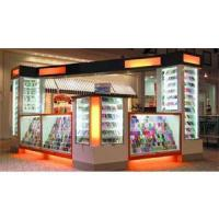 Electronic shop decoration / mobile phone store interior design / cell phone accessory display-SY109