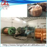 China Copper Bar High efficency copper tape,copper pipe continuous extrusion on sale