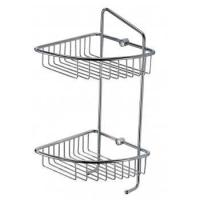 Double corner basket for Hotel project Manufactures