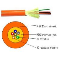 Distribution tight buffer optical cable(GJFJV) Manufactures