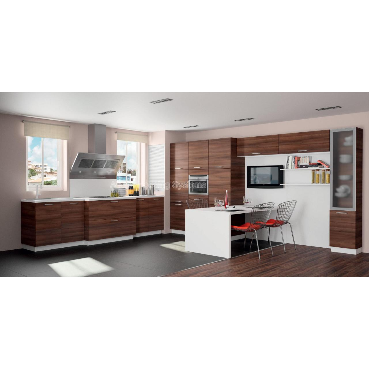 Buy cheap Laminated Kitchen Cabinet from wholesalers