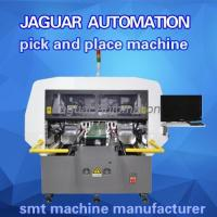 The largest and earliest manufacturer of fast pick and place machine in China. Manufactures