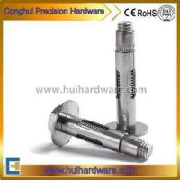 China Stainless Steel Hex Head Anchor Bolt on sale