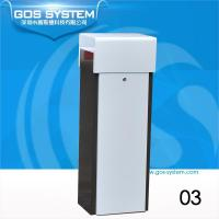 Boom Barrier 03 GOS SYSTEM Road Safety Parking Automatic Boom Barrier Manufactures
