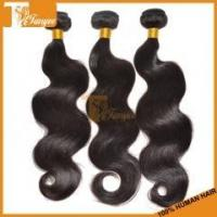 6A Brazilian Virgin Hair Body Wave 3pcs Lot Remy Human Hair Extensions Manufactures