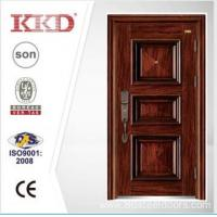 2014 New Door Design Security Steel Door KKD-110 Made In China Front Door Manufactures