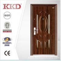 Best Price Double Door Steel Doors KKD-522D For Main Entry Door Manufactures