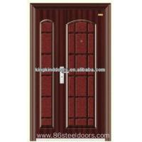 Best Price One and Half Door Leaf Entry Doors KKD-555B From China Top Brand KKD Manufactures