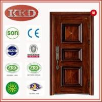 Luxury Dull Polish Steel Door KKD-110 for Cottage Security Manufactures