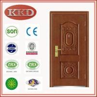 Steel Security Door KKD-503 with Invisible Hinge for Customization Manufactures