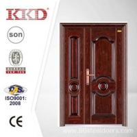 Commercial series One and Half Iron Door KKD-310B for Entry Security Manufactures