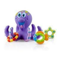 Buy cheap Nuby Octopus Bath Time Toss by Nuby from wholesalers