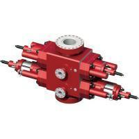 U type Well Head Equipment , Single / Double Ram Blowout Preventer Manufactures