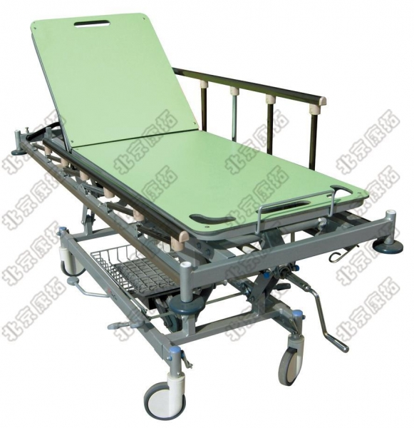 Quality Manual Emergency Stretcher II Type  Size:2110mm*827mm*520/835mm for sale