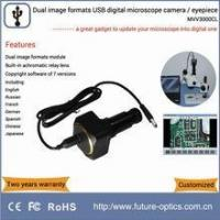 MVV3000CL digital microscope eyepiece camera equipped with high resolving power relay lens Manufactures