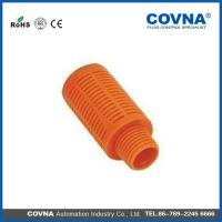 Pipeline Accessory Plastic pneumatic silencer muffler Manufactures