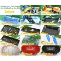 Sushi Tray Colors Manufactures