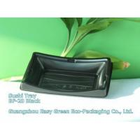 Sushi Tray BF-20 Black Manufactures