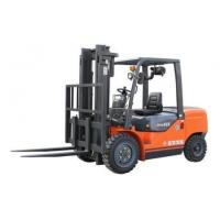 4 Ton Diesel Hydraulic Forklift(with Xinchai 498 Engine) Manufactures