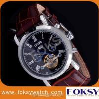 mce western men flying tourbillon mechanical watch Manufactures