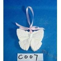 Hanging plaster butterfly ornament for home decoration Manufactures