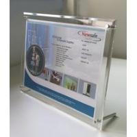 Acrylic photo frame(S-PF-003)