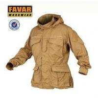 Cheap Normal Workwear windproof casual jacket for men cotton jacket for winter for sale