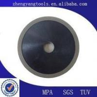 resine grinding wheel for sharpening metal and steel Manufactures