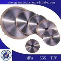 T41 resin bonded reinforced circular saw blade for aluminum Manufactures