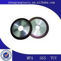 coated cutting concave diamond grinding wheel Manufactures