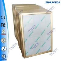 China Side open aluminum poster changed backlit film light box on sale