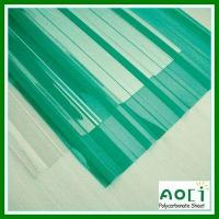 Greca UV-PC Corrugated Sheet