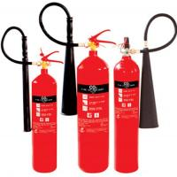 CO2 Fire Extinguishers - 4-9 KG Manufactures