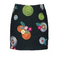 Cheap SH-332 Ladies skirt with embroidery for sale