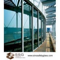 Low E insulated Glass Pilkington For Curtain Walls, Windows Manufactures