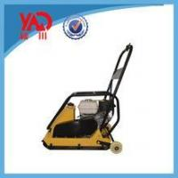 China Compact Plate One Year Warranty Lifan Honda Or Robin Engine Wacker Plate Compactor on sale