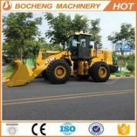 Loaders China hot sale 3000kg front loader with joystick control Manufactures