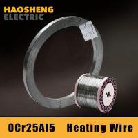 FeCrAl flat wire Manufactures