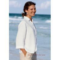 Woman polyester cotten casual shirts Manufactures