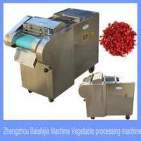 hot sale chili pepper ring / section cutting machine in restaurant, factory, hotels Manufactures