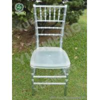 Crystal Color Series Transparent Resin Chiavari Chair_YM1103T